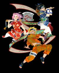 FIGHTING DREAMERS by Yutaan