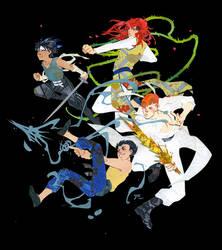 Spirit Gun!! by Yutaan