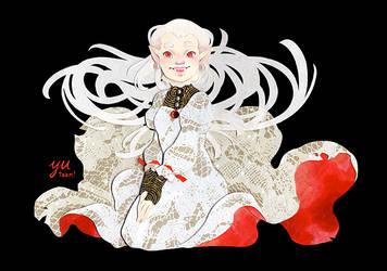 hemoglobin by Yutaan
