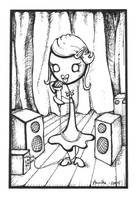 'the singer' by akinna