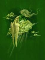 ..:The Green Angel:.. by akinna