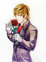 Allen von Chrysanthemum by ChicaChapa