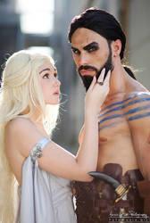 I am a Khaleesi of the Dothraki by ToxicHime