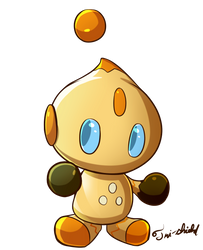 Emerl chao by Tri-shield