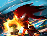 Flame Punching Knuckles by Tri-shield