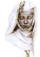 Nun by BeatrizMartinVidal