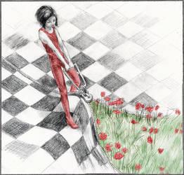 What lies beneath by BeatrizMartinVidal