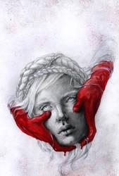 Her sweet head by BeatrizMartinVidal