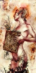 II The High Priestess by BeatrizMartinVidal