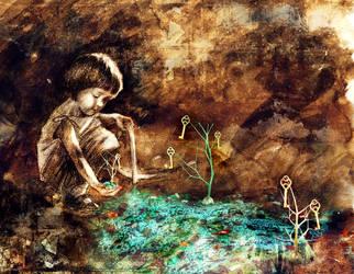 The gardener by BeatrizMartinVidal