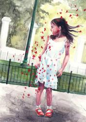 Life in my dress by BeatrizMartinVidal