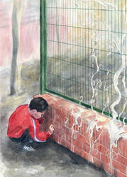 Growing chalk by BeatrizMartinVidal