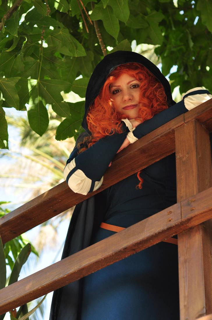 Brave - Merida 3 by Arcania