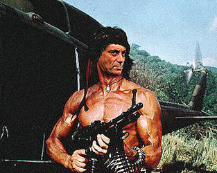 Rambo to Rhambo 2 Complete by FlashhhThunderrr