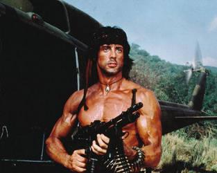 Rambo to Rhambo 1 Begining by FlashhhThunderrr