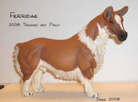 Breyer- Ferridae by tyreenya