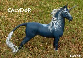 Breyer- Calydor by tyreenya