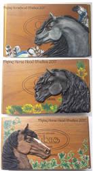 Equine Treasure Boxes by tyreenya