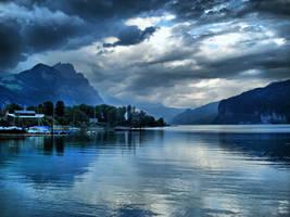 Blue Lake by Pixx-73