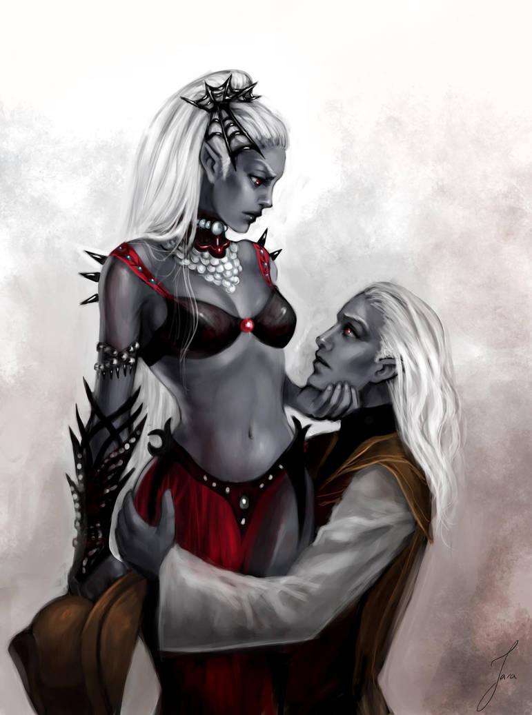 Yes, mistress by iara-art