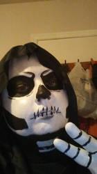 Reaper!Sans 2 by ProxyPuff