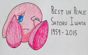 Tribute to Satoru Iwata by Punisher2006