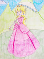 Peach Hime by Punisher2006