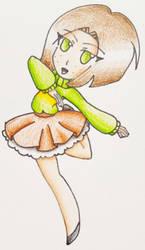 Charantelle's Hidden Dance by Punisher2006