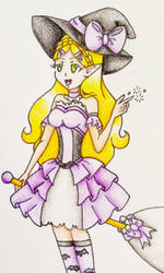 Witch Zelda by Punisher2006
