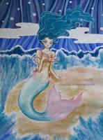Mermaid by NayutaU