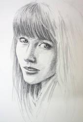 Portrait by NayutaU