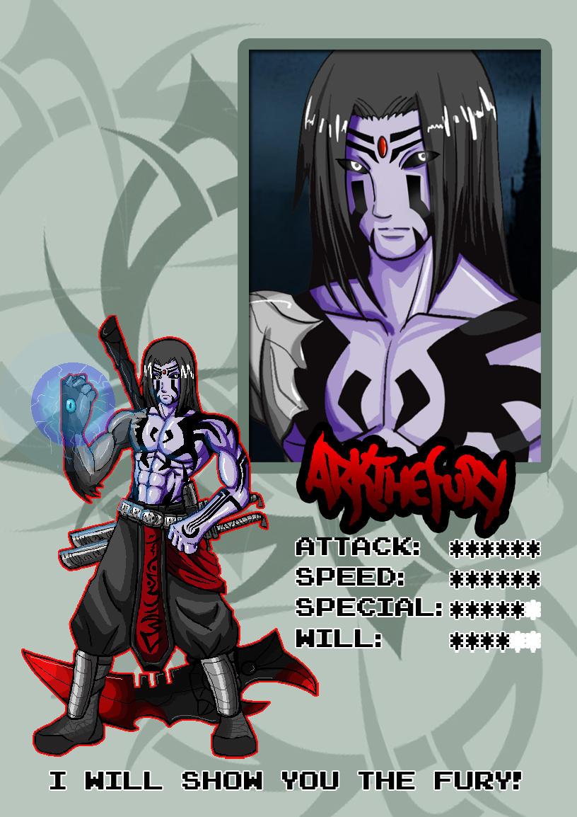 ArkTheFury's Profile Picture