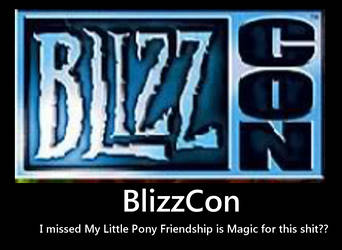 Lolcat: Blizzcon by PrincessSchalaZeal