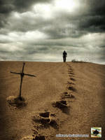 I'll Walk Alone by adiwaru