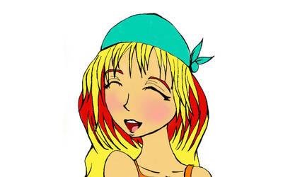 Hikari (WIP) 2 by angela1555
