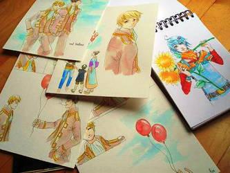 some previews... by Yishuu
