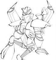 TFA - Seeker lingerie lines by Rosey-Raven