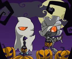 TFA - Halloween Seekers JetStream by Rosey-Raven