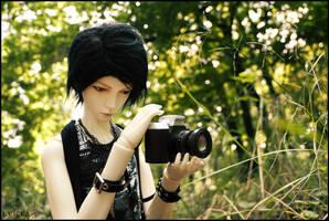 Photographer by kvicka