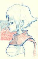 Amelia's Portrait by ashvey