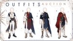 [Adopt Auction] Fantasy Outfits 26 [ CLOSE ] by QuinnyIlada