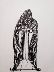 Inktober scribbles 2 by kc7662