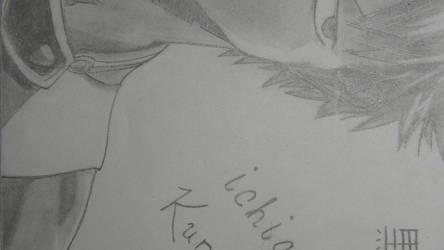 Ichigo Kurosaki by pokemaniac34