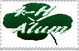 4-H alum stamp by PioneeringAuthor