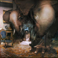 'Mary Musth' Album Cover by MAGNOLIUS-COLLECTION