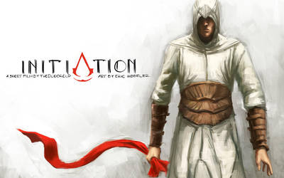 Assassin's Creed: Initiation by sketcheth