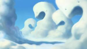 robosan_clouds by sketcheth