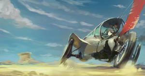 desert sniper by sketcheth