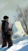 winter nomad by sketcheth