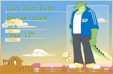 Porter Express Louey App by mattieguy95